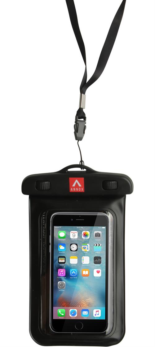 Annox Waterproof Telefoon Zak - Large