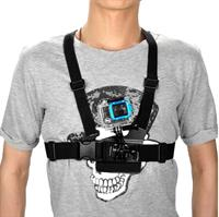 Annox Chesty (Chest Harness) + 3Way Aanpassing Base voor GoPro