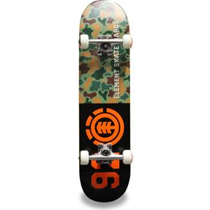 "Element Jungle 7.75"" Skateboard"