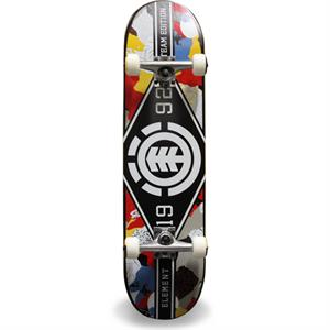 "Element Major League Cut Out 8"" Skateboard"
