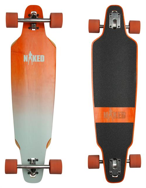 Naked Paris Longboard