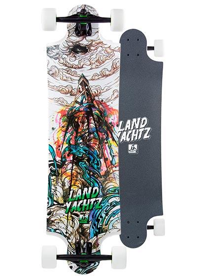 Landyachtz Time Machine Longboard