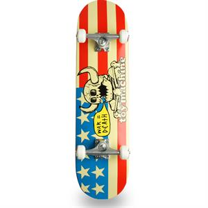 Toy Machine Dead American Monster Skateboard