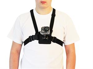 Chest Strap / Chesty (Chest Harness) naar GoPro