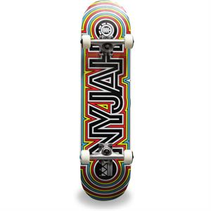 "Element Nyjah Giant 7.75"" Skateboard"