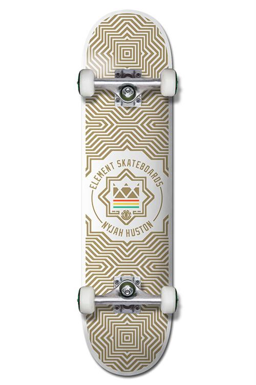 Element Nyjah Pattern Skateboard