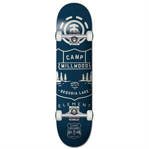 "Element Camp 7.75"" Skateboard"