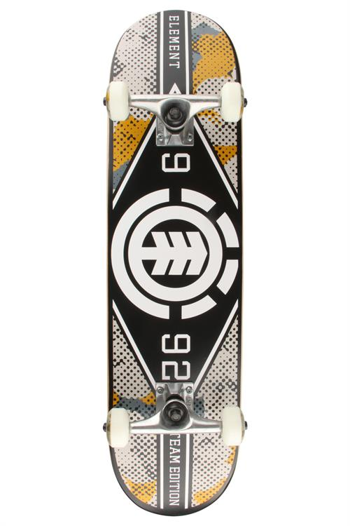 Element Major League Pop Camo Skateboard