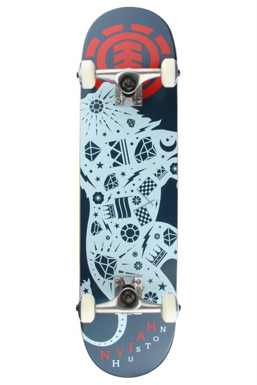 Element Nyjah Beastmode Skateboard