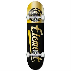 "Element Script Gold 8"" Skateboard"