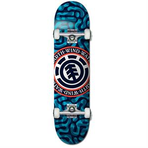 "Element Seal Braincells 7.75"" Skateboard"