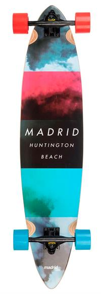 Madrid Blunt Cloud Longboard