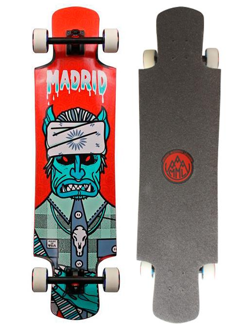 Madrid Goat Sucker Longboard