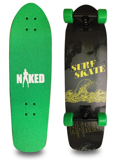 Naked Barefoot Deluxe Longboard