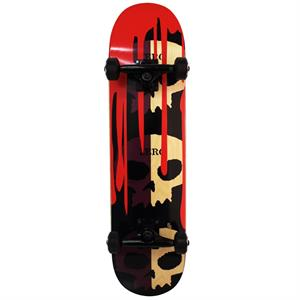 Zero 3 Skulls Blood Skateboard