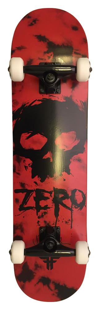 Zero Blood Skull Skateboard