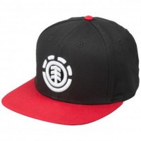 Element Cap Black/Red