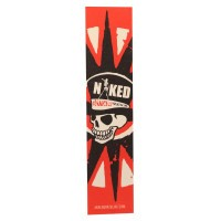 Naked Stuntstep Griptape - Skull High Hat