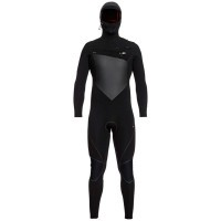 Quiksilver Highline Series Hooded Chest Zip Wetsuit 6 / 5 / 4