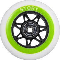 Story Inline Rolschaatsen Wiel