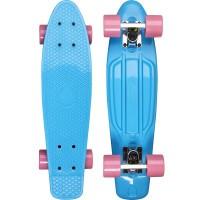 """NKD Classic Deluxe Skateboard 22"""" - Blue"""