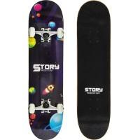 "Story Galaxy 7.5"" Skateboard"